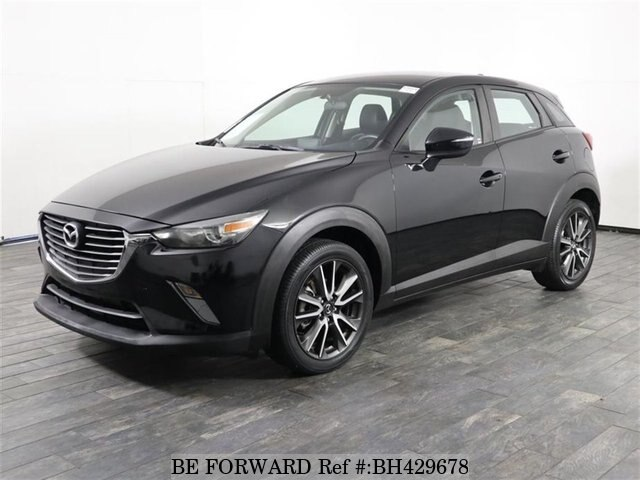 Used 2017 MAZDA CX-3 BH429678 for Sale