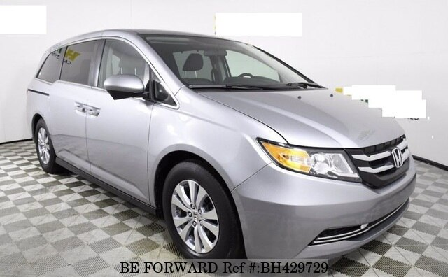 Used 2016 HONDA ODYSSEY BH429729 for Sale