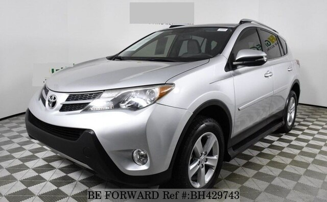 Used 2014 TOYOTA RAV4 BH429743 for Sale