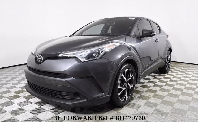 Used 2018 TOYOTA C-HR BH429760 for Sale