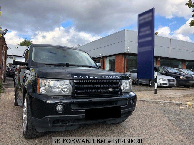 Used 2006 LAND ROVER RANGE ROVER SPORT BH430020 for Sale