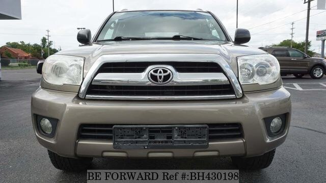 Used 2008 TOYOTA 4RUNNER BH430198 for Sale
