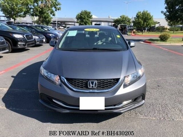 Used 2013 HONDA CIVIC BH430205 for Sale