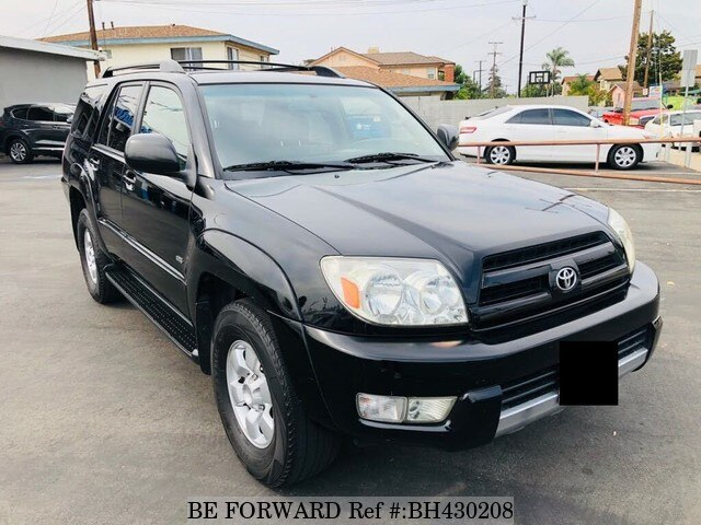 Used 2004 TOYOTA 4RUNNER BH430208 for Sale