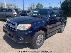Used 2008 TOYOTA 4RUNNER BH430217 for Sale