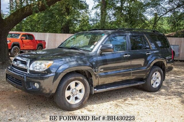 Used 2009 TOYOTA 4RUNNER BH430223 for Sale