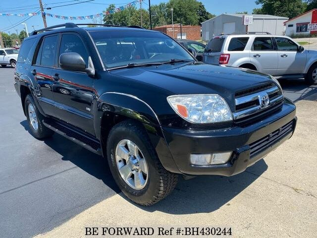 Used 2005 TOYOTA 4RUNNER BH430244 for Sale