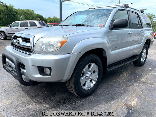 Used 2006 TOYOTA 4RUNNER BH430251 for Sale