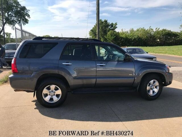 Used 2007 TOYOTA 4RUNNER BH430274 for Sale