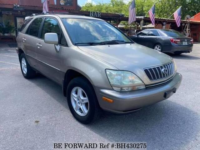 Used 2002 LEXUS RX BH430275 for Sale