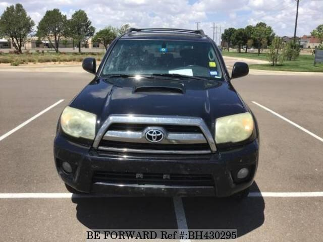 Used 2007 TOYOTA 4RUNNER BH430295 for Sale