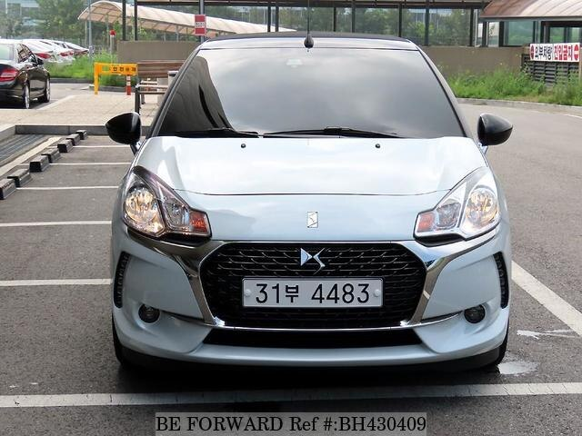 Used 2017 CITROEN DS3 BH430409 for Sale