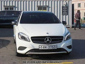 Used 2014 MERCEDES-BENZ A-CLASS BH430437 for Sale
