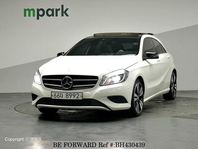 Used 2014 MERCEDES-BENZ A-CLASS BH430439 for Sale