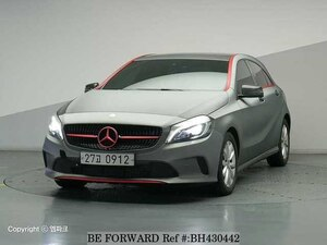 Used 2016 MERCEDES-BENZ A-CLASS BH430442 for Sale