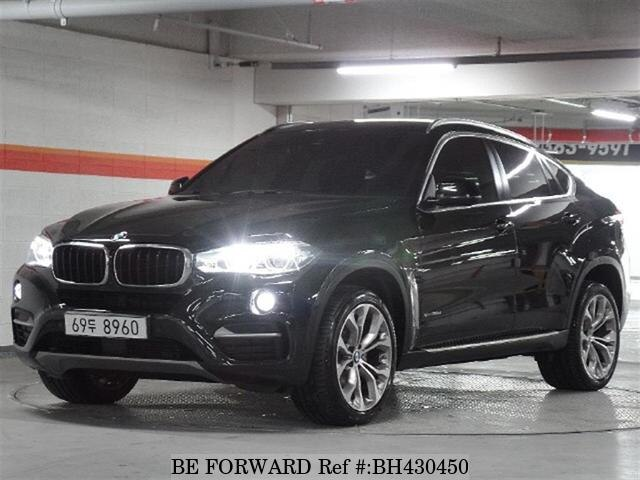 Used 2018 BMW X6 BH430450 for Sale