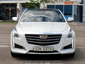 Used 2016 CADILLAC CTS BH430466 for Sale
