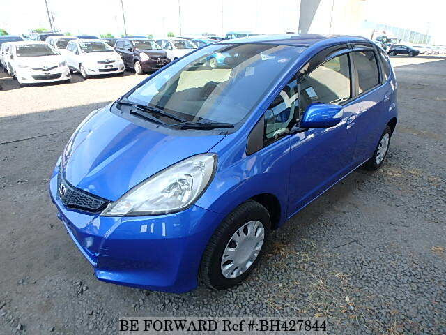 Used 2012 HONDA FIT BH427844 for Sale