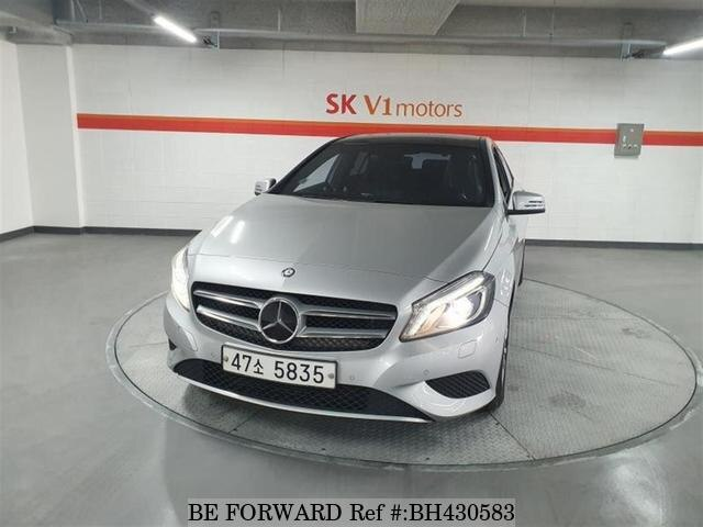 Used 2015 MERCEDES-BENZ A-CLASS BH430583 for Sale