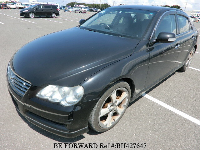 Used 2007 TOYOTA MARK X BH427647 for Sale