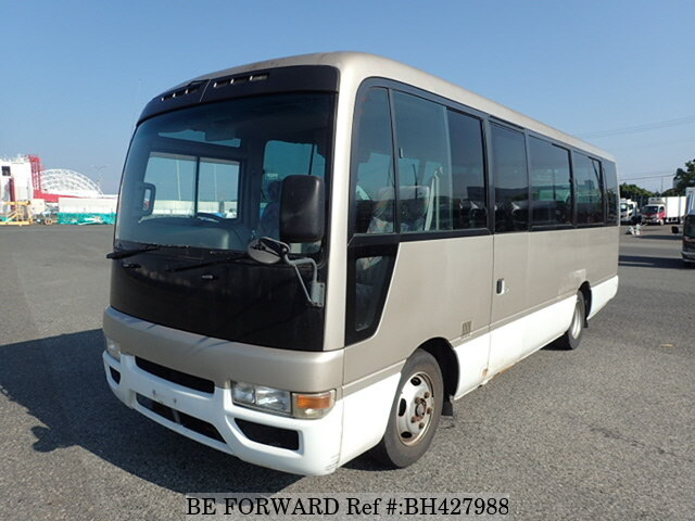 Used 2002 NISSAN CIVILIAN BUS BH427988 for Sale