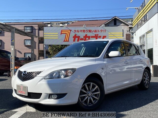 Used 2003 MAZDA AXELA SPORT BH430666 for Sale