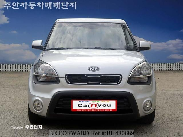 Used 2011 KIA SOUL BH430689 for Sale