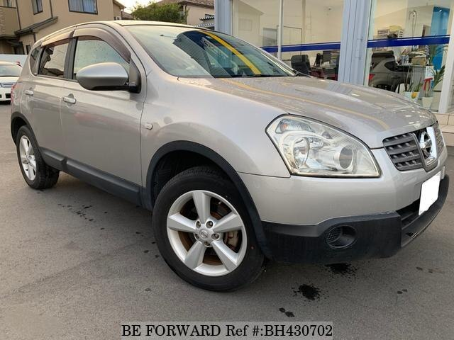 Used 2008 NISSAN DUALIS BH430702 for Sale