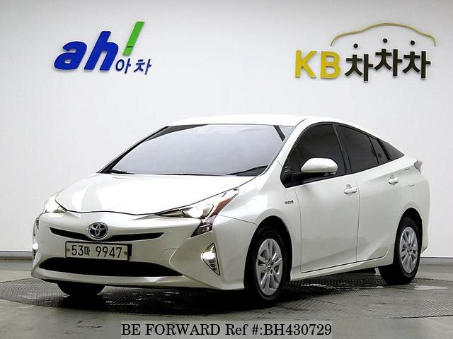 Used 2017 TOYOTA PRIUS BH430729 for Sale