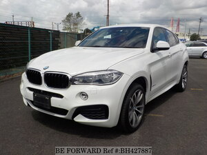 Used 2015 BMW X6 BH427887 for Sale