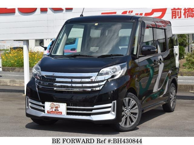 Used 2014 NISSAN DAYZ ROOX BH430844 for Sale
