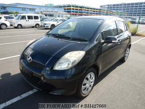 Used 2008 TOYOTA VITZ BH427669 for Sale