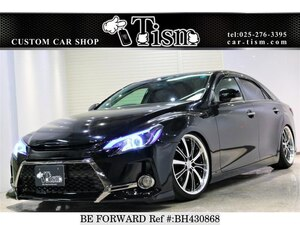 Used 2012 TOYOTA MARK X BH430868 for Sale