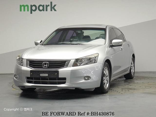 Used 2008 HONDA ACCORD BH430876 for Sale