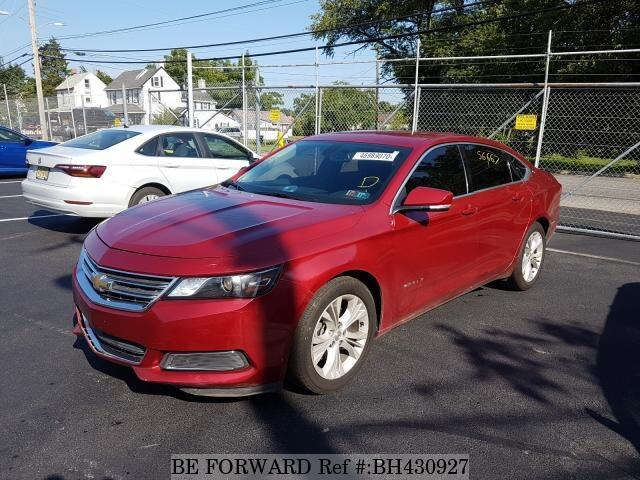 Used 2015 CHEVROLET IMPALA BH430927 for Sale