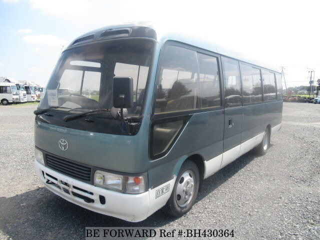 Used 1996 TOYOTA COASTER BH430364 for Sale