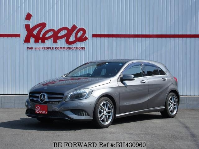 Used 2013 MERCEDES-BENZ A-CLASS BH430960 for Sale