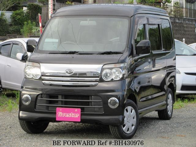 Used 2007 DAIHATSU ATRAI WAGON BH430976 for Sale