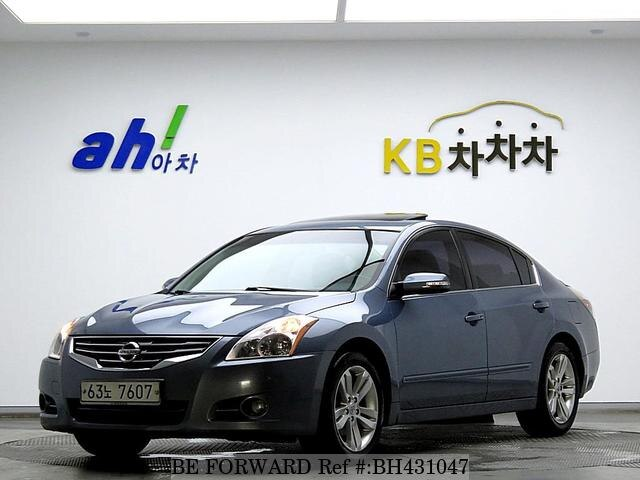 Used 2010 NISSAN ALTIMA BH431047 for Sale
