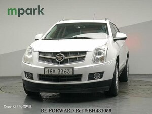 Used 2010 CADILLAC SRX BH431056 for Sale