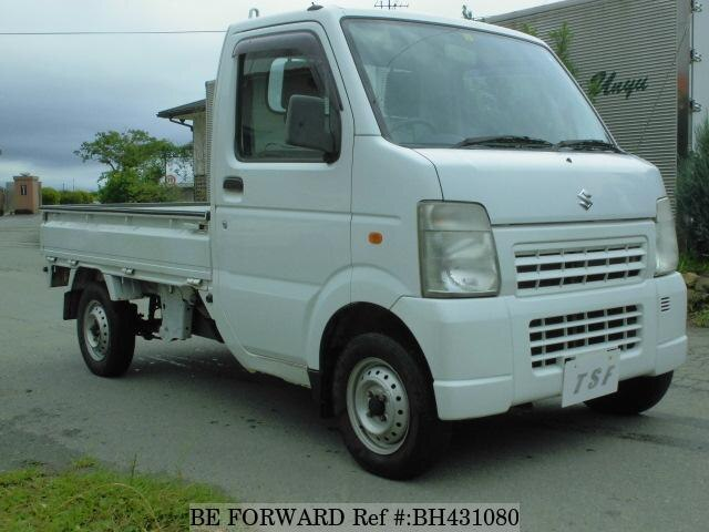 Used 2010 SUZUKI CARRY TRUCK BH431080 for Sale