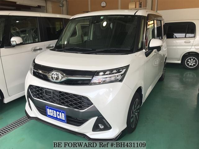 Used 2017 TOYOTA TANK BH431109 for Sale