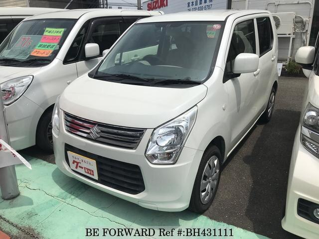 Used 2012 SUZUKI WAGON R BH431111 for Sale
