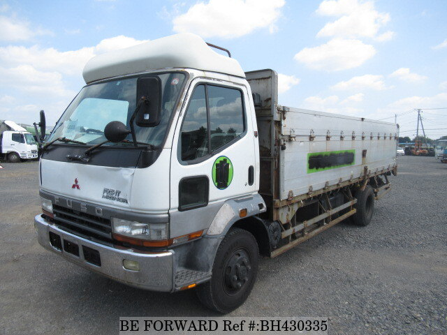 Used 1997 MITSUBISHI FIGHTER MIGNON BH430335 for Sale