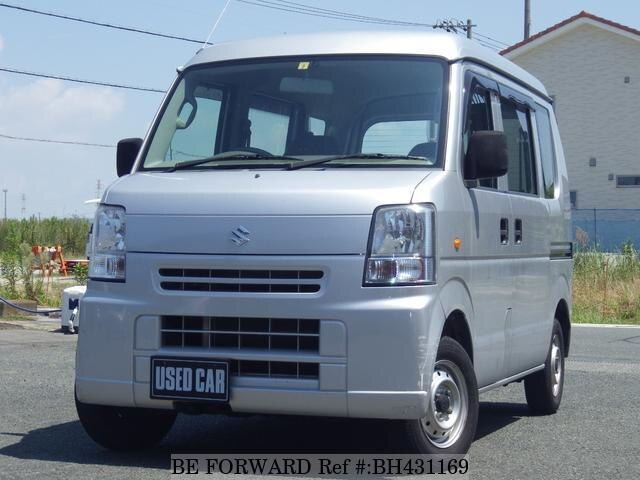 Used 2010 SUZUKI EVERY BH431169 for Sale