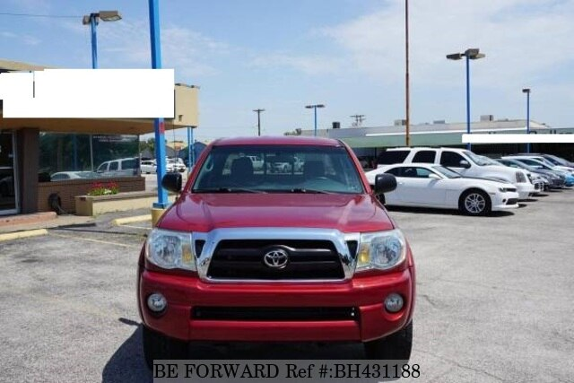 Used 2005 TOYOTA TACOMA BH431188 for Sale