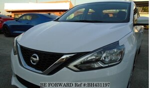 Used 2017 NISSAN SENTRA BH431197 for Sale