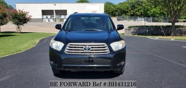 Used 2009 TOYOTA HIGHLANDER BH431216 for Sale