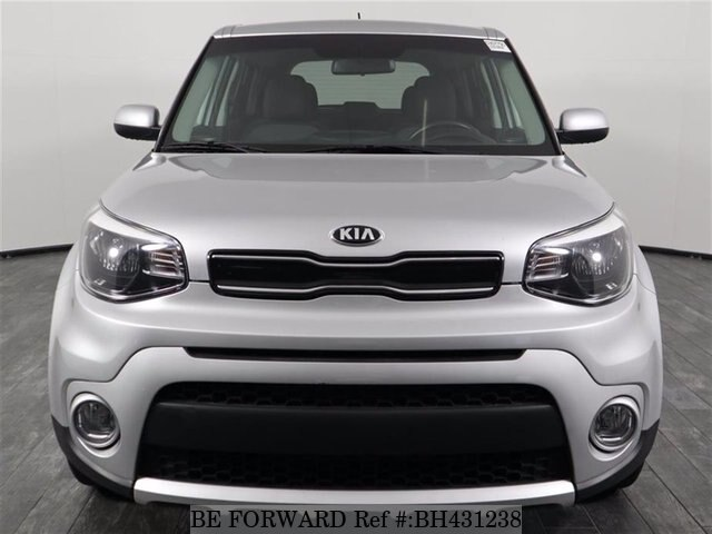 Used 2018 KIA SOUL BH431238 for Sale