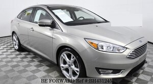 Used 2015 FORD FOCUS BH431245 for Sale